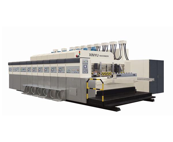 High Speed Ceramic Roller Printing Machine