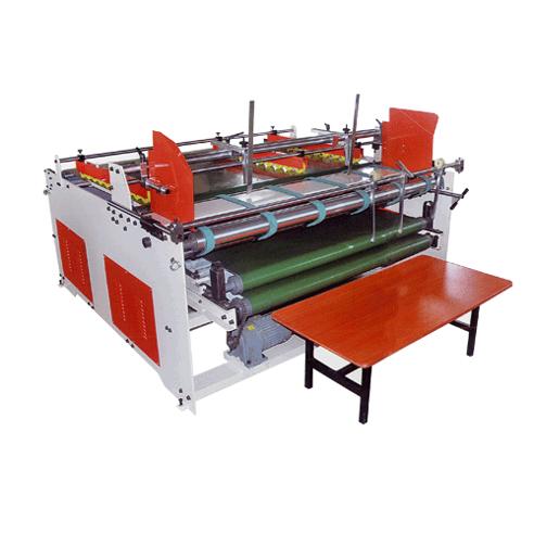 Press Folder Glue Machine